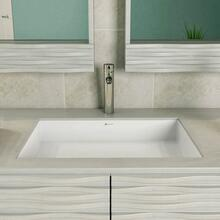 View Product - Sacha Solid Surface Rectangular Undermount Bathroom Sink