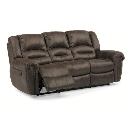 Flexsteel - Town Reclining Sofa