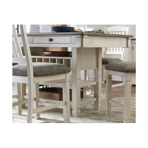 Signature Design By Ashley - RECT Dining Room Counter Table