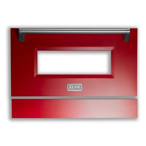 "Zline Kitchen and Bath - ZLINE 36"" Range Door in Multiple Finishes [Color: DuraSnow® Stainless Steel]"
