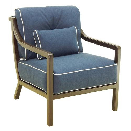 Castelle - Legend Cushioned Lounge Chair