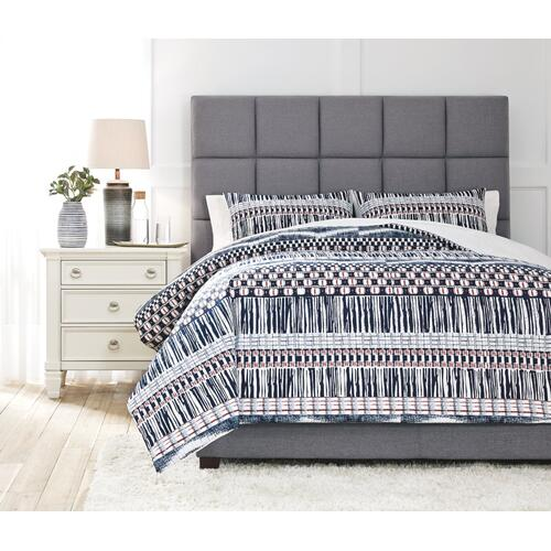 Shilliam 3-piece Queen Comforter Set