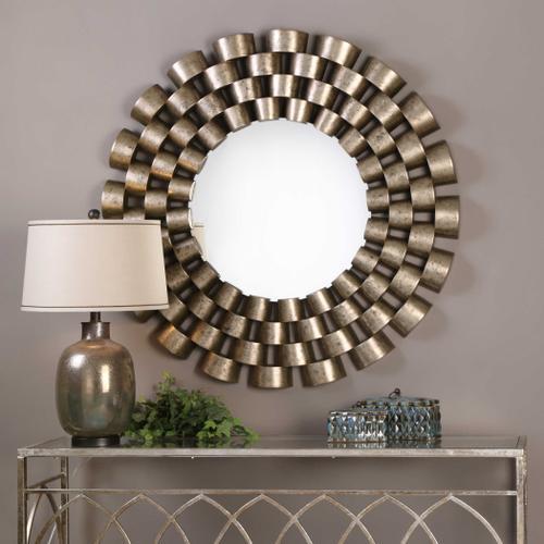 Uttermost - Taurion Round Mirror