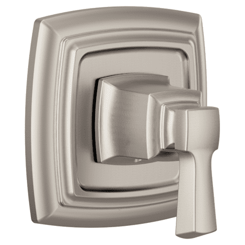 Boardwalk spot resist brushed nickel m-core transfer m-core transfer valve trim