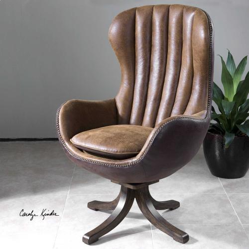 Garrett Swivel Chair
