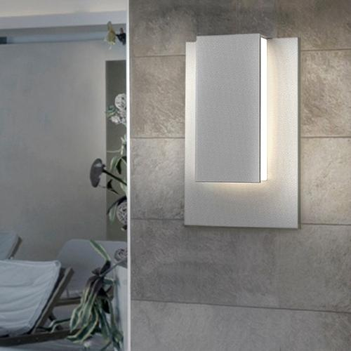Sonneman - A Way of Light - Reveal Short LED Sconce [Color/Finish=Textured White]