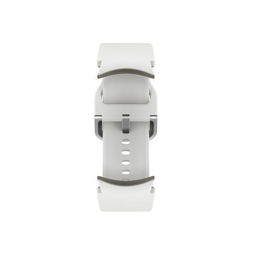 Samsung - Galaxy Watch4, Galaxy Watch4 Classic Sport Band, M/L, White