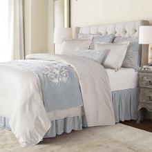 See Details - Belle Sateen Cotton Bedding Set - Super King