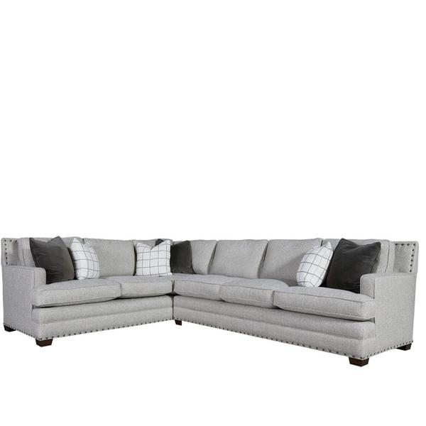 See Details - Riley Sectional Right Arm Sofa Left Arm Corner