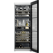 Miele KWT6832SGS - Freestanding wine storage unit FlexiFrame and SommelierSet for the perfect enjoyment of your wine.