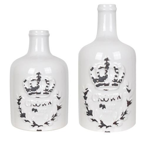 Crown Vases