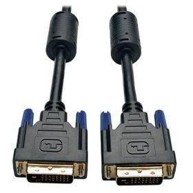DVI Dual Link Cable, Digital TMDS Monitor Cable (DVI-D M/M), 15 ft.