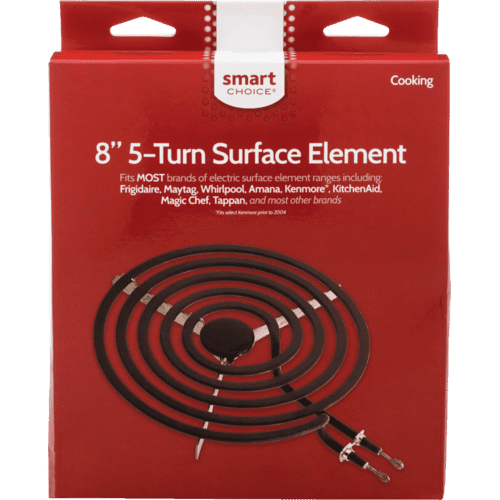 Gallery - Smart Choice 8'' 5-Turn Surface Element, Fits Most