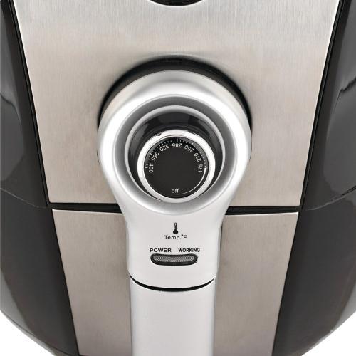 3.4-Quart Vertical Electric Air Fryer