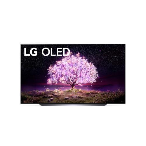 LG - LG C1 83 inch Class 4K Smart OLED TV w/AI ThinQ® (82.5'' Diag)