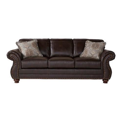 Hughes Furniture - 17400 Sofa