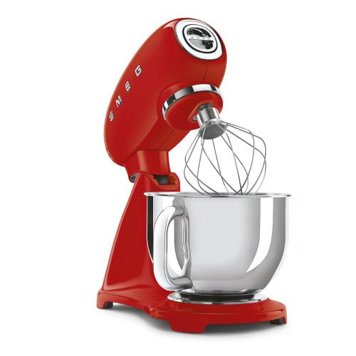 Full-color Stand Mixer, Red