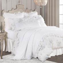 Product Image - Rosaline Linen Comforter Set - Super King