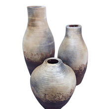 View Product - Bone Finish:Jars (Set of 3)