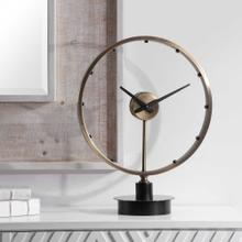 Davy Table Clock