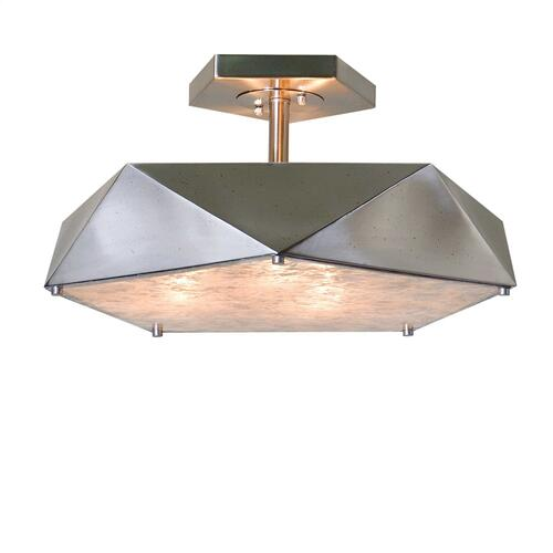 Tesoro, 3 Lt Semi Flush