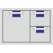 "30"" Aspire Combo Door/Drawer - AESDR Series - Prince"