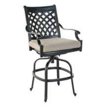 Armonk Gathering Swivel Arm Chair