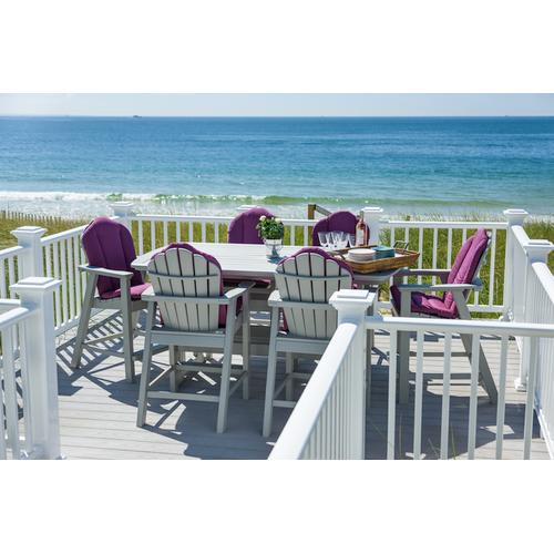 Seaside Casual - Adirondack Classic Balcony Chair (024)