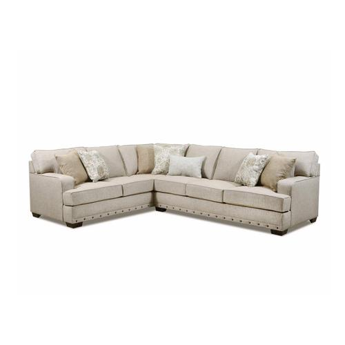 Gallery - 8016 Bavaro Two Piece Sectional
