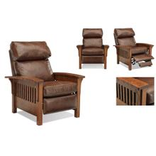 See Details - Woody Recliner