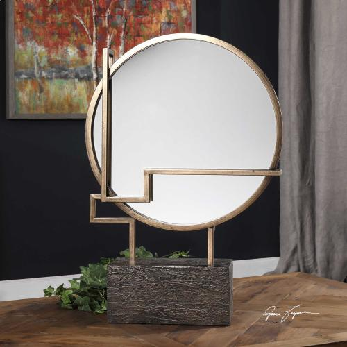 Della Tabletop Mirror