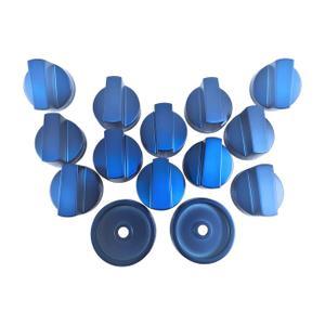 ThermadorBlue Knob Kit PARKB60SGY 10015474