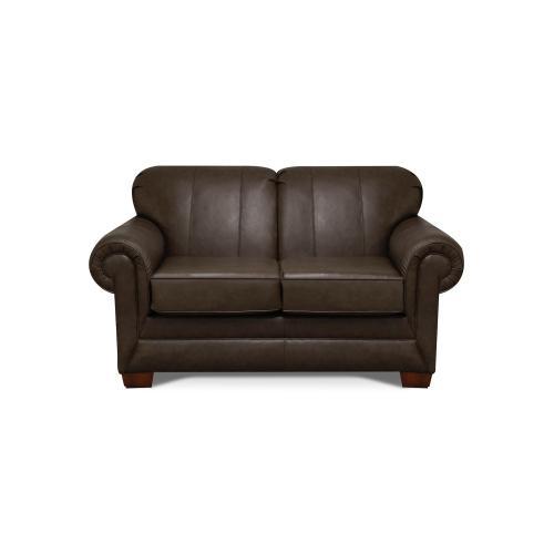 Alexvale - V146LSR Leather Loveseat