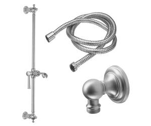 Slide Bar Handshower Kit - Lever Handle With Concave Base Product Image