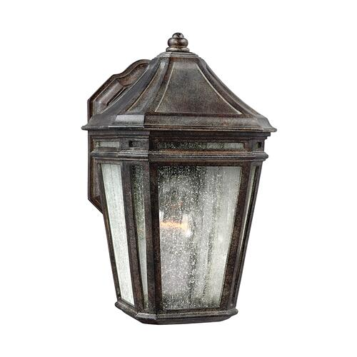 Londontowne Small Lantern Weathered Chestnut