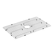 "Moen Stainless Steel Center Drain Bottom Grid Accessory fits 30"" x 18"" Sink Bowls"