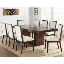 Antonio 9 Piece Set(Table & 8 Side Chairs)