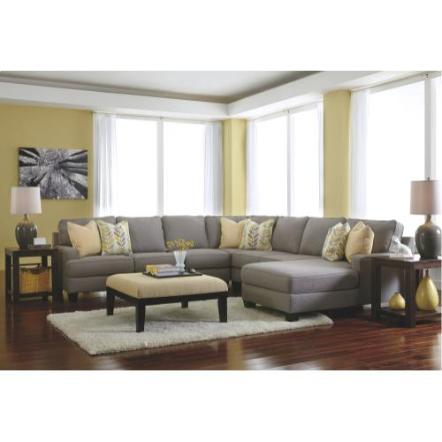 Chamberly Armless Loveseat