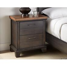 Bear Creek Nightstand, Brown