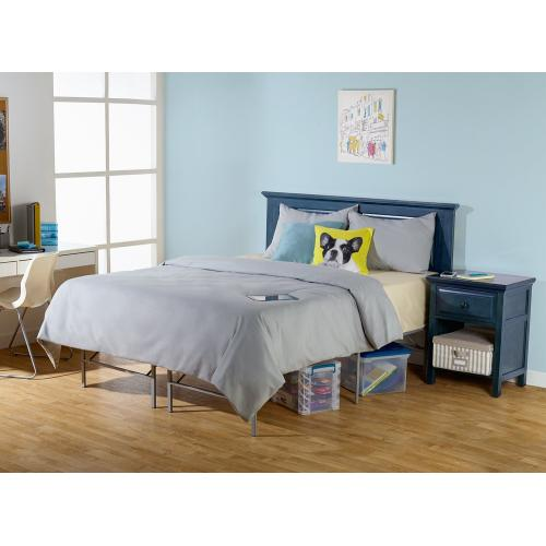 PB33 Mantua Platform Bed Base, Twin