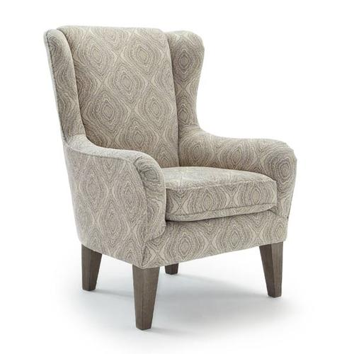 Best Home Furnishings - LORETTE Wing Back Chair