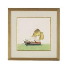 CHIN.JUNK Sail-half