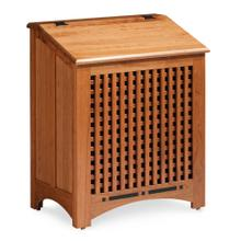 See Details - Aspen Clothes Hamper with Inlay