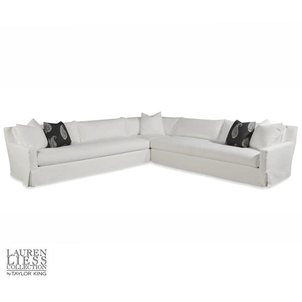 Cavalier Slipcovered Sectional
