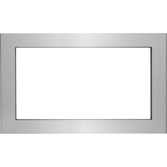 Frigidaire - Frigidaire Stainless 30'' Microwave Trim Kit