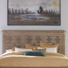 Queen Decorative Panel Headboard