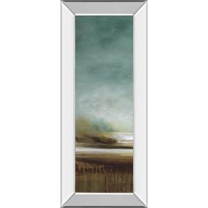 """New Horizons I"" By Tesla Mirror Framed Print Wall Art"