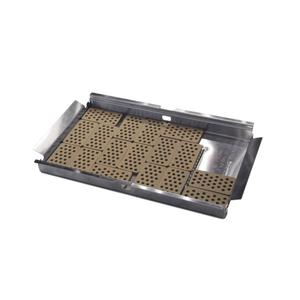ThermadorFlat Ceramic Briquettes With Basket for Pro Grill