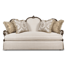 Platine de Royale Wood Loveseat Grp1 Opt2 LtEspresso