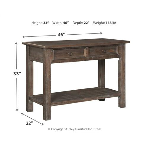 Wyndahl Sofa/console Table